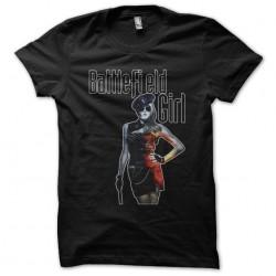 shirt Battlefield Girl...