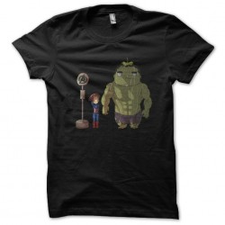 avengers t-shirt under the...
