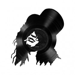 tee shirt slash de guns N roses en vinyl  sublimation
