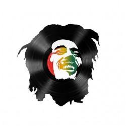 bob marley t-shirt in vinyl...
