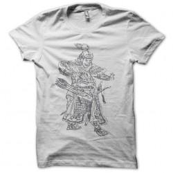 T-shirt Subotai Conan the Barbarian white sublimation