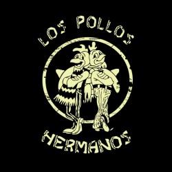 Los Pollos hermanos t-shirt Breaking Bad vintage cream on black sublimation