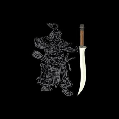 Tee shirt Subotaï sabre Conan le Barbare  sublimation