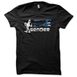 tee shirt super bender...