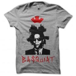 tee shirt Basquiat sublimation