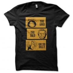 tee shirt one piece parody...