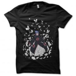 t-shirt naruto konan black...