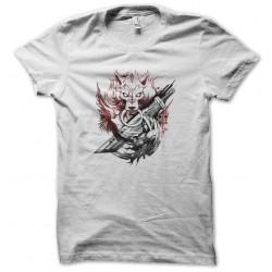final shirt fantazy blazon blanc sublimation