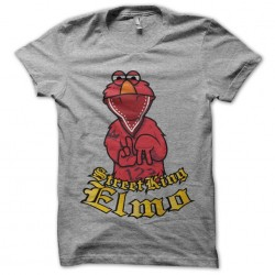 t-shirt street king elmo...