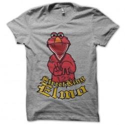 tee shirt street king elmo...