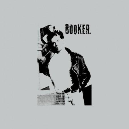 Booker Dennis gray sublimation t-shirt