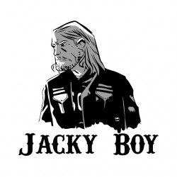 shirt Jacky boy white...