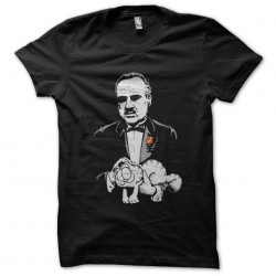 t-shirt the godfather and...