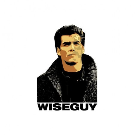 Tee shirt Wiseguy Ken Wahl  sublimation