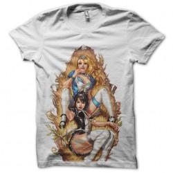 tee shirt sexy girl sublimation