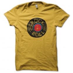 Rock N Roll yellow...