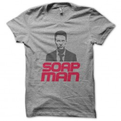 tee shirt soap man fight...