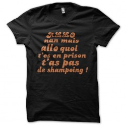 t-shirt nabilla prison...