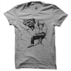 monkey tee shirt and his...