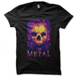 tee shirt metal  sublimation