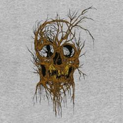 tee shirt TREESKULL gray sublimation