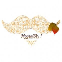 tee shirt Moustache...