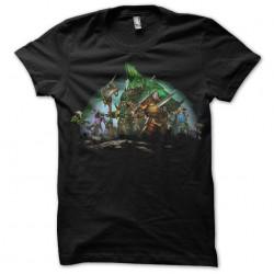 T-shirt Hero DOTA2 black...