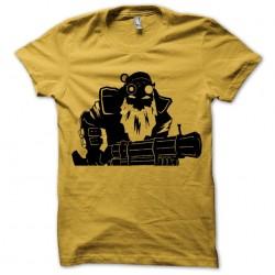 T-shirt DOTA 3 in yellow...