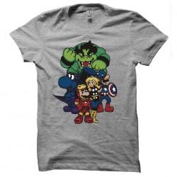 t-shirt mario bros...
