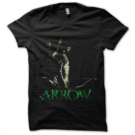 Arrow black sublimation t-shirt