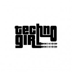 Techno Girl white...