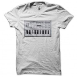 Techno Access Virus white sublimation t-shirt