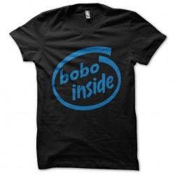 shirt bobo inside black...