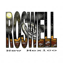 t-shirt roswell new mexico...