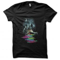 tee shirt zombis licorne...
