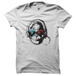 shirt monkey fonzd white sublimation