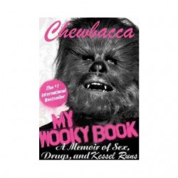 white sublimation wookie...