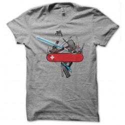 tee shirt couteau suisse de...