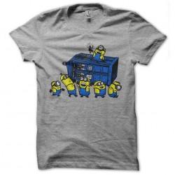 tee shirt Les minions...