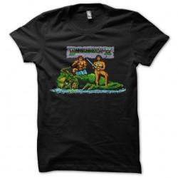Barbarian t-shirt 2 black...