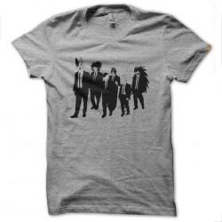 t-shirt DBZ characters...