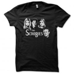 tee shirt the scoobies...