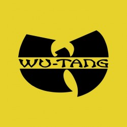 tee shirt wu tang clan old school yellow sublimation