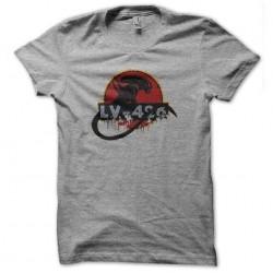 t-shirt lv426 alien gray...
