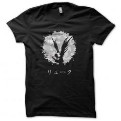 death note t-shirt apple...