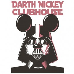 tee shirt Darth mickey club...