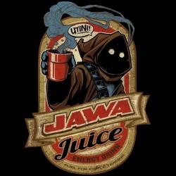 tee shirt jawa juice  sublimation