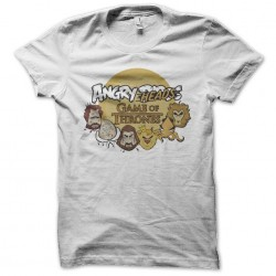 tee shirt angry heads mode game of thrones  sublimation