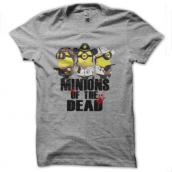 tee shirt minions of the...