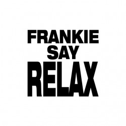 Friends Ross Frankie Say Relax white sublimation t-shirt